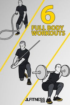Visual Workouts For Everyone Hiit Training Workouts, Body Workouts, Strength And Conditioning Workouts, Strength Training, Cross Training, Functional Workouts, Functional Training, Dumbbell Workout At Home, Football Workouts