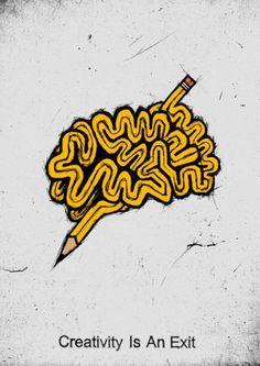 Creativity is innovation