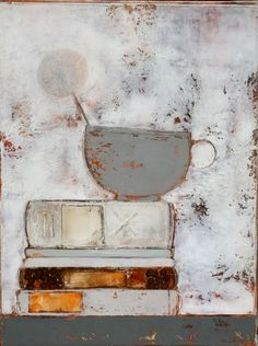 Anji ALLEN artist, paintings and art at the Red Rag Irish Art Gallery Painting Still Life, Still Life Art, Encaustic Art, Love Art, Contemporary Artists, Design Art, Art Gallery, Illustration Art, Creations