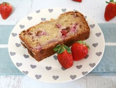 Strawberry Loaf