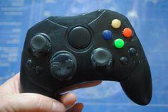 XBOX Larg parody controller S handmade Parody Soap  by NerdySoap