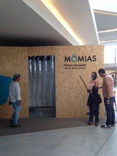 Momias en Parque Ciencias Granada