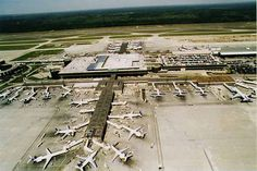A view of busy George Bush Intercontinental Airport, I pic that i found through http://www.airport-technology.com/projects/georgebush_expansion/