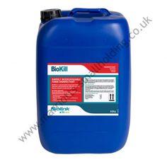 BioKill Rapidly Biodegradable Farm Disinfectant 25kg Biolink - £66.90 ex. VAT