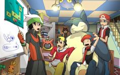 Video Game - Pokemon Wallpapers and Backgrounds