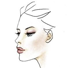 Blank Mac Face Charts Makeup Anarchist Pictures. This is ...