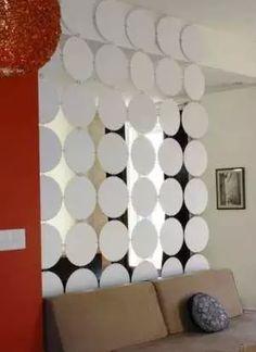 10 divisórias de ambientes para casa, usando a reciclagem criativa