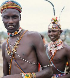 Portrait of Samburu tribesmen Out Of Africa, East Africa, Cos Jewellery, Jewelry, Rich Image, Photographs Of People, Differentiation, Photo Library, My People