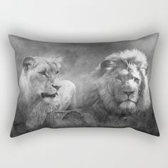 "https://society6.com/product/lions-pride253072_stretched-canvas Use my promo link below for 15% off and FREE shipping!  #SALE https://society6.com/daugustart?promo=XZ3WY26P3CNJ-Our Rectangular Pillow is the ultimate decorative accent to any room. Made from 100% spun polyester poplin fabric, these ""lumbar"" pillows feature a double-sided print and are finished with a concealed zipper for an ideal contemporary look. Includes faux down insert. Available in small, medium, large and x-large."
