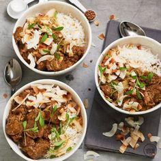 Coconut Lamb Curry
