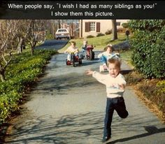 Life With Siblings #Life, #Siblings