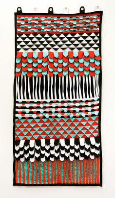 Tapestry by Hvass & Hannibal andAnne Werner