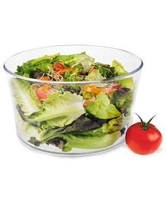 OXO salad spinner — put a healthy spin on your lunch beak