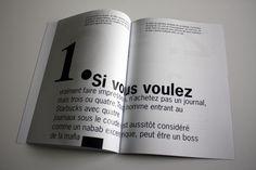 Le journal des graphistes : Bouclage! - Février 2012.