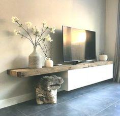 Room Design with tv tv stands Wohnzimmer / Speicher / 750 × 729 Pixel - Wohnaccessoires Living Room Storage, Living Room Tv, Interior Design Living Room, Home And Living, Living Room Designs, Tv Stand Ideas For Living Room, Modern Living, Modern Tv, Wooden Tv Stands