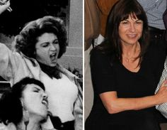 Dinah Manoff with Kristy Mcnichol 1992 L3574 Photo by Lisa ...
