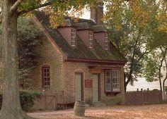 Mary Stith House Williamsburg