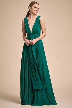 Ginger Convertible Maxi Dress BHLDN #sponsored