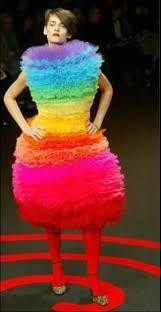 Afbeeldingsresultaat voor rare jurken