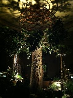 Salamander Resort and Spa - JHD builds the center piece for Grand Opening Opening Weekend, Grand Opening, Resort Spa, Centerpieces, Christmas Tree, Holiday Decor, Inspiration, Opening Day, Teal Christmas Tree