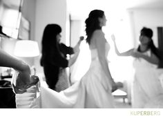 Erica + Jose at Kathleen Deery's studio and Bluxome Street Winery