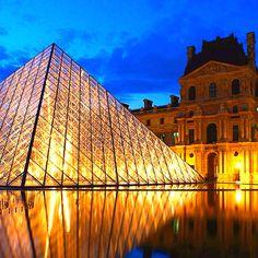 Museo del Louvre - #Paris #France