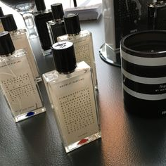 Agonist Parfums displayed at UNSCENT2016 Milano