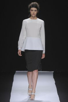 Chadwick Bell - Spring 2013 Ready-to-Wear