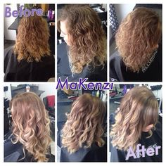 Unlike In Middle School My Curls Are Hydrated And Bouncy Thanks To Argan Oil Strategic Scrunching A Few Other Tricks