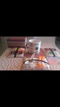 Caja sorpresa café