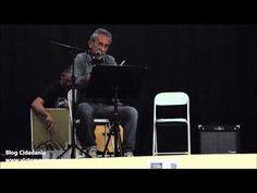 Victor S  Gomez no Clube Literário Palavras ao Vento. Autor do livro Universo Interior, primeiro lugar no Prêmio Olho Vivo 2014.
