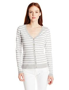 Dockers Women's Petite V-Neck Cardigan Sweater, Selma Hea... https://www.amazon.com/dp/B0196ZI614/ref=cm_sw_r_pi_dp_x_XKYSybX8P2A9D