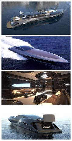 Strand Craft unveils the outrageous Strand Craft 166 Yacht Design, Boat Design, Speed Boats, Power Boats, Yatch Boat, Cool Boats, Private Jet, Submarines, Water Crafts