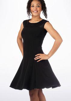 So Danca Floral Lace Dress