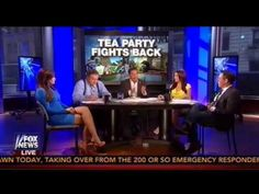 The Five Hosts Blast Media For Demonizing Tea Party 'Victims' After IRS Scandal