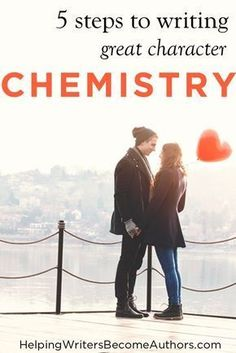 """Character chemistry is one of the secret """"it"""" factors of great fiction. Here are five tips to get you started on creating scenes that stick with readers."""