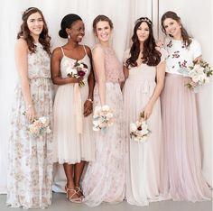 BHLDN bridesmaids