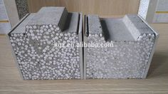 XGZ expanded polystyrene supplier light weight concrete wall panel