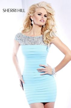 Shop prom dresses and long gowns for prom at Simply Dresses. Floor-length evening dresses, prom gowns, short prom dresses, and long formal dresses for prom. Sherri Hill Homecoming Dresses, Mini Prom Dresses, Cheap Cocktail Dresses, Prom Dress 2014, Blue Cocktail Dress, Cheap Prom Dresses, Sexy Dresses, Evening Dresses, Beautiful Dresses