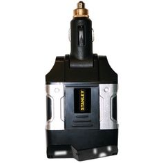 (click twice for updated pricing and more info) Power Inverters - Stanley 100-Watt Auto Power Converter #power_converter http://www.plainandsimpledeals.com/prod.php?node=31457=Power_Inverters_-_Stanley_Pc1A09_100-Watt_Auto_Power_Converter_-_PC1A09