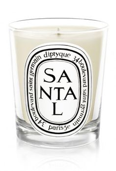 Santal--The sacred, precious wood that has filled the centuries with its dry, enigmatic fragrance.