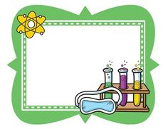 Science Kids Clipart: Borders & Frames - Set - You are in the right place about kids outfits Here we offer you the most beautiful pictures about - Preschool Science Activities, Science Tools, Science Party, Plant Science, Science Fair Projects, Science Experiments Kids, Science For Kids, Science Clipart, Science Classroom Decorations