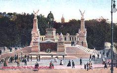 Breslau - Kaiser-Wilhelm-Denkmal