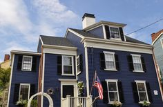 Best Slate Blue House New House Colors For The Home 400 x 300