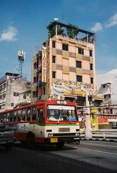 Film Photography, Street Photography, Bus Number, Wallpaper Decor, City Aesthetic, Another World, Film Camera, Bangkok, Thailand