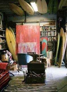 studio / storage