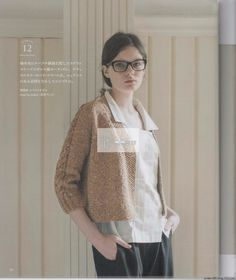 """Photo from album """"Lets knit series 2016 (Knitting 2016 Fall of Europe)"""" on Yandex. Japanese Books, Book And Magazine, Book Crafts, Craft Books, Sport, Fall 2016, Handicraft, Knitwear, Knitting Patterns"""