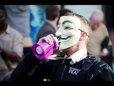 #Anonymous - Message to the Citizens of the World II (VIDEO) – The Real Strategy