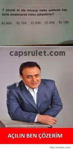 Halay Efendisi Mahmut Tuncer'in En Komik 17 Caps'i - onedio.com