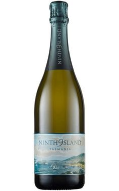 Ninth Island Sparkling NV Tamar Valley - 6 Bottles Wine Vineyards, Sparkling Wine, Champagne, Bottles, Sparkle, Island, World, Tools, Wine